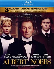 Albert Nobbs Blu-ray