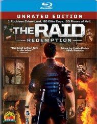 Raid, The: Redemption (Blu-ray + UltraViolet) Blu-ray