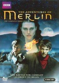 Merlin: The Complete Third Season (Repackage) Movie
