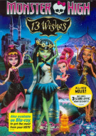 Monster High: 13 Wishes Movie