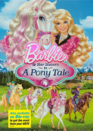 Barbie & Her Sisters In A Pony Tale Movie