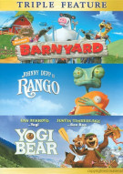 Barnyard / Rango / Yogi Bear (Triple Feature) Movie