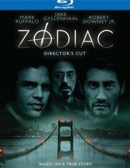 Zodiac: Directors Cut (Steelbook) Blu-ray