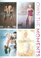Gentlemen Prefer Blondes / How To Marry A Millionaire / The Seven Year Itch / Theres No Business Like Show Business (4-Film Collection) Movie