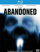 Abandoned, The Blu-ray