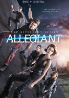 Divergent Series, The: Allegiant (DVD + UltraViolet) Movie