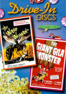 Drive-In Discs: Volume Two - Giant Gila Monster & Wasp Woman Movie