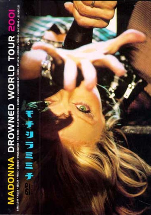 Madonna: Drowned World Tour 2001 Movie