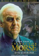 Inspector Morse: Service Of All The Dead Movie