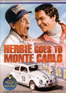 Herbie Goes To Monte Carlo Movie