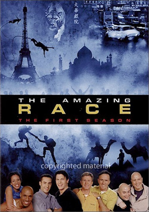Amazing Race, The: The First Season Movie