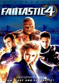 Fantastic Four (Widescreen) Movie