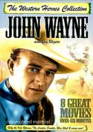 Western Heroes Collection 2 Pack: John Wayne / Roy Rogers Movie