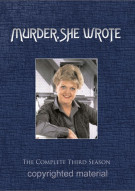 Murder, She Wrote: The Complete Third Season Movie