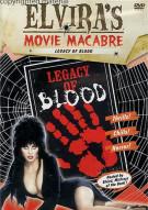 Elviras Movie Macabre: Legacy Of Blood Movie
