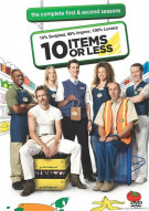 10 Items Or Less: The Complete First And Second Seasons Movie