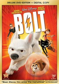Bolt: Deluxe Edition Movie