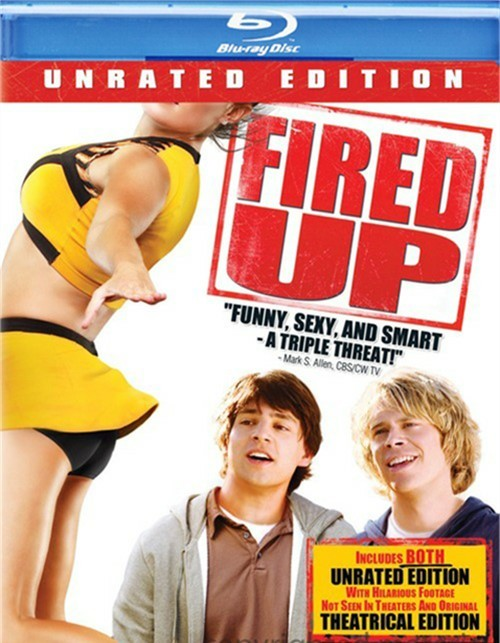 Fired Up!: Unrated Blu-ray