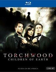 Torchwood: Children Of Earth Blu-ray