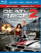 Death Race 2 (Blu-ray + DVD Combo) Blu-ray