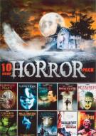 10 Movie Horror Pack Vol. 1 Movie