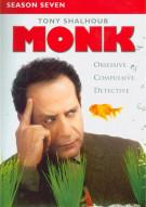 Monk: Season Seven (Repackage) Movie