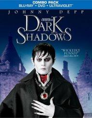 Dark Shadows (Blu-ray + DVD + UltraViolet) Blu-ray