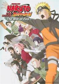 Naruto Shippuden: The Movie - The Will Of Fire Movie