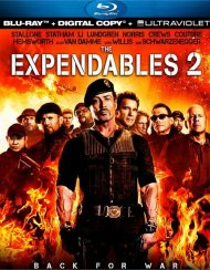Expendables 2, The (Blu-ray + Digital Copy + UltraViolet) Blu-ray