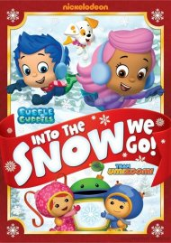 Bubble Guppies / Team Umizoomi: Into The Snow We Go Movie