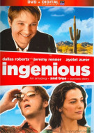 Ingenious (DVD + UltraViolet) Movie