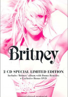 Britney Spears: Limited Edition (2 CDs + DVD) Movie
