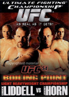 UFC 54: Boiling Point Movie