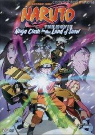 Naruto: The Movie - Ninja Clash In The Land of Snow Movie