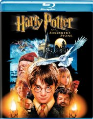 Harry Potter And The Sorcerers Stone Blu-ray