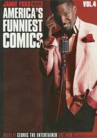 Jamie Foxx Presents Americas Funniest Comics: Vol. 4 Movie
