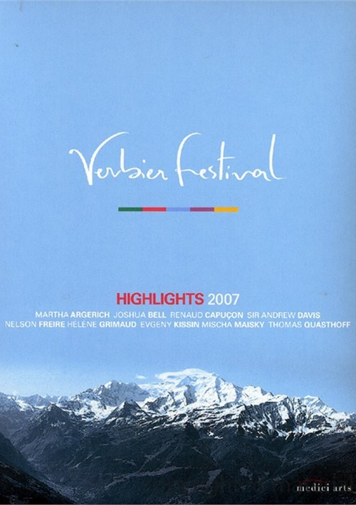 Verbier Festival: Highlights 2007 Movie