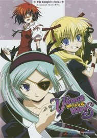 Venus Versus Virus: The Complete Series Movie