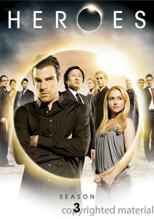 Heroes: Season 3 Movie