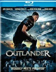 Outlander Blu-ray