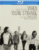 When Youre Strange: A Film About The Doors Blu-ray
