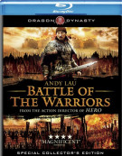 Battle Of The Warriors Blu-ray