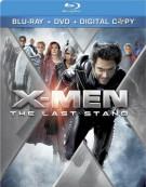 X-Men: The Last Stand (Blu-ray + DVD + Digital Copy) Blu-ray