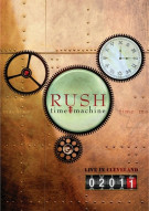 Rush: Time Machine 2011- Live In Cleveland Movie