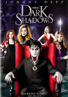 Dark Shadows (DVD + UltraViolet) Movie