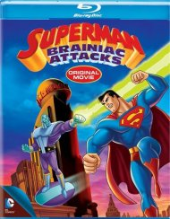 Superman: Brainiac Attacks Blu-ray