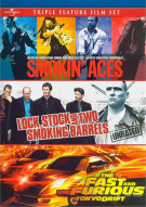 Smokin Aces / Lock, Stock And Two Smoking Barrels / The Fast And The Furious: Tokyo Drift (Triple Feature) Movie