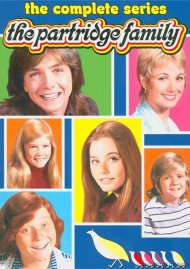 Partridge Family, The: The Complete Series Movie