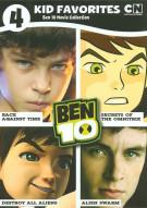 4 Kids Favorites: Ben 10 Movies Movie