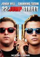 22 Jump Street (DVD + UltraViolet) Movie
